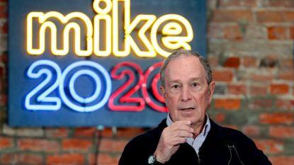 Bloomberg betaalt miljoenen voor een anti-Trump-spotje tijdens Super Bowl