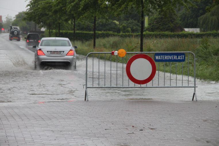 Roeselare zegt neen tegen toekomstige wateroverlast en maakt werk van een uitbreiding van het bufferbekken op de Krommebeek.