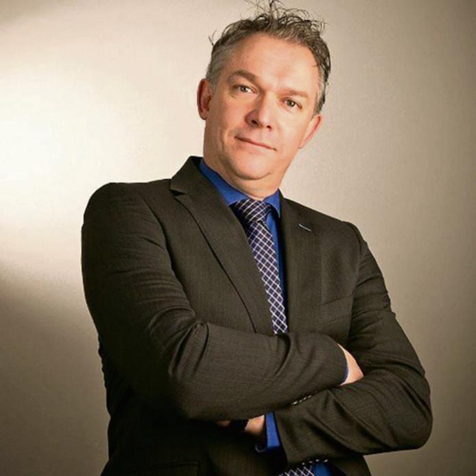 René Niks, directeur arbeidsintegratie van de Atlant Groep.
