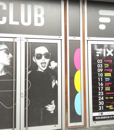Beveiligers Club FIX gebruikten 'buitensporig geweld', Tilburgse disco moet wéér op slot