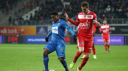 Transfer Talk. Godeau nu al naar AA Gent - Antwerp haalt Kroatische doelman - Eriksen geland in Milaan