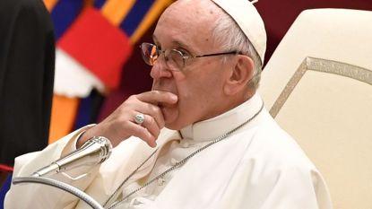 """Paus waarschuwt: """"Maak geen ruzie met de duivel. Hij is veel slimmer dan wij"""""""