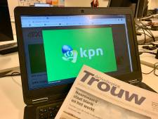 KPN en hoofdredactie Trouw om tafel over 'laptopgate'