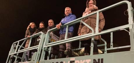 Familie Westerlaken haalt truc uit met hoogwerker voor broedertwist bij Achilles Veen - Gemert: 'Hier wist ik niks van'