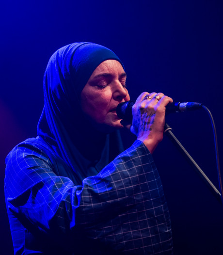 Sinéad O'Connor opgegeven voor First Dates