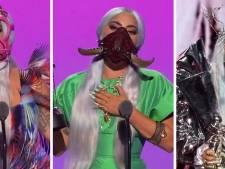 Lady Gaga met extravagante mondkapjes op VMA's: 'Draag ze uit respect'