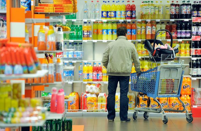 Filiaal van supermarktketen Albert Heijn in Amstelveen.