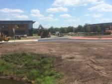 Burgemeester H. Boersingel in Nijverdal weer open voor verkeer, met nieuwe rotonde