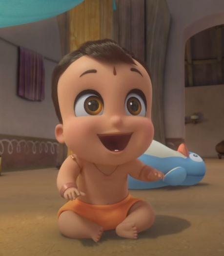 """""""Bheem"""", le bébé indien aux super pouvoirs qui a conquis le monde entier"""