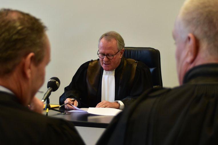 Politierechter Philip Hoste sprak de drifters vrij.