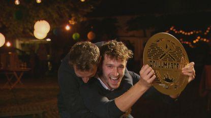 Nick en Kevin zijn Strafste 'Grillmasters' van Vlaanderen