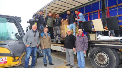 Affligems Roemeniëcomité stopt met transport hulpgoederen aan adoptiedorp