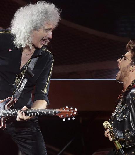 Queen met Adam Lambert in Ziggo Dome