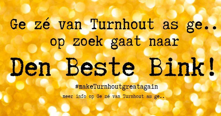 De omslagfoto van de facebookgroep 'Ge ze van Turnhout as ge...'