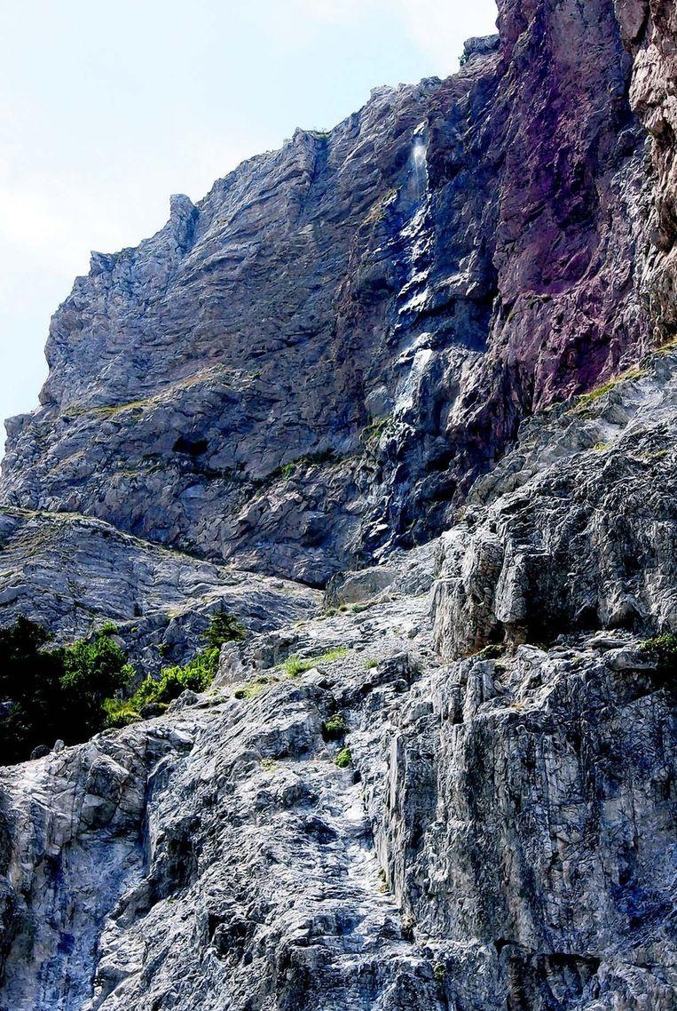 Het geringe besef van de waarde van ons geologische erfgoed komt omdat we er zo weinig van af weten. Beeld