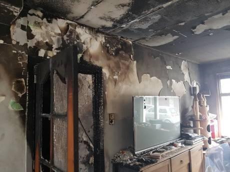 Verdachte van woningbrand Vossiusstraat wordt opgenomen in Pieter Baan Centrum
