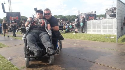 Van Prins Carnaval tot rolstoelgebruiker: Graspop is van iedereen