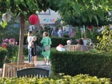 Eerste fase tuin Woonzorgcentrum Elzenhoven afgerond