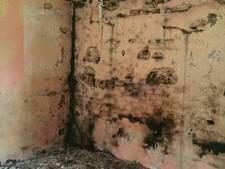 Brandstichting in bunker Willemstad