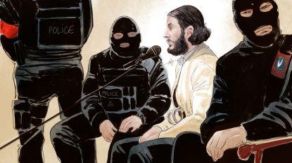 """""""Ik verantwoord me enkel aan Allah, Mohammed en de Koran"""""""