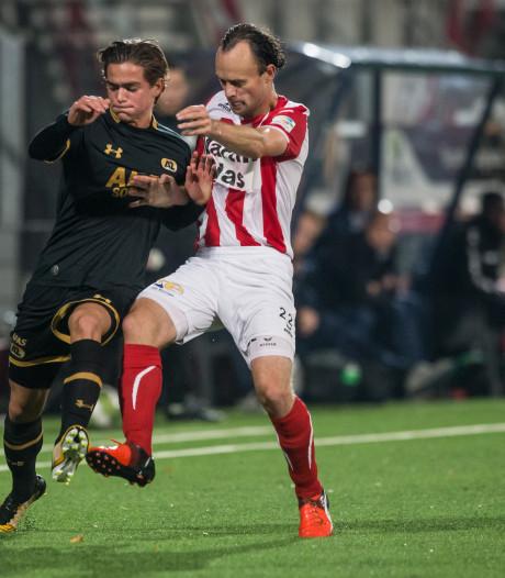 'Op-en-top prof' Fleuren verlengt contract bij FC Oss