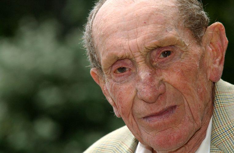 Briek Schotte is sinds 1987 ereburger van Waregem.