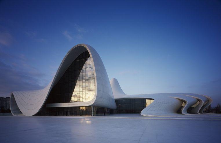 Heydar Aliyev Center, Bakoe (Azerbeidzjan)