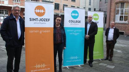 Van twee campussen naar drie scholen: Sint-Jozef en College krijgen weer een eigen smoel
