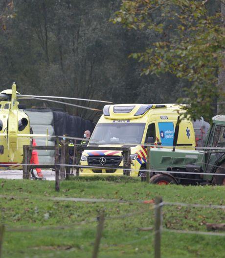 Drama bij manege in Mariënheem: meisje (12) raakt zwaargewond bij val van paard