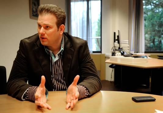 Voormalig wethouder van Rheden Tjebbe Vugts.