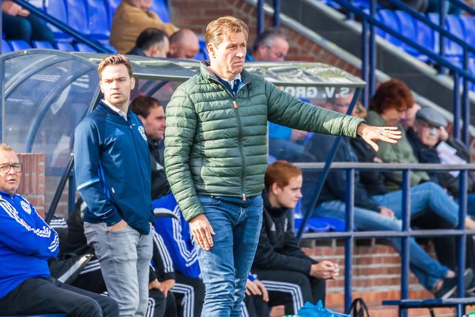 Sander Hoopman vertrekt na dit seizoen bij Grol.