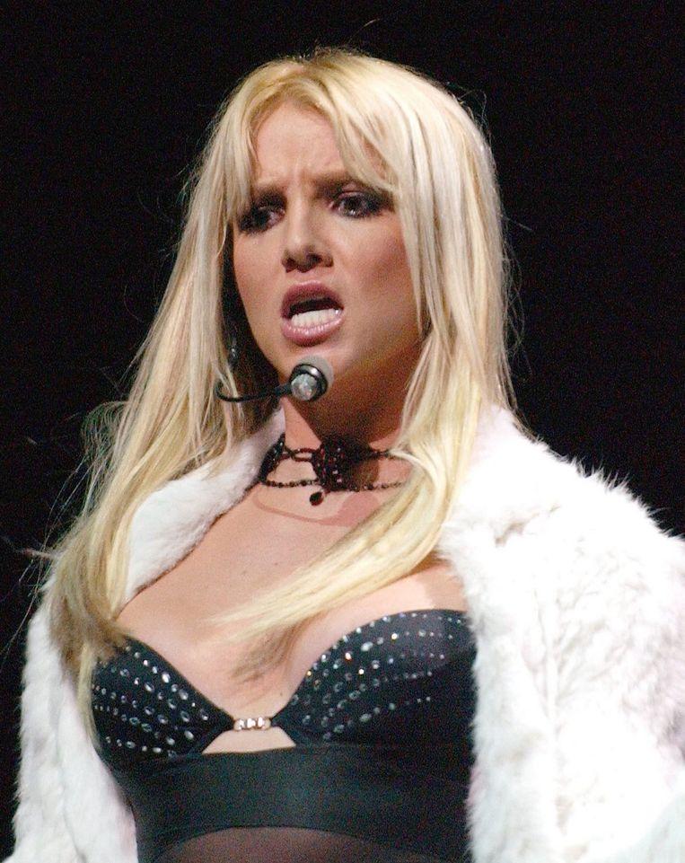 Het miljoenenbedrag dat Spears spendeerde, ging op aan zeker zeventien advocaten en instanties. Foto EPA Beeld