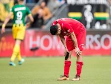 Assaidi kapot van nieuwe nederlaag: 'Ik neem de fout op me'