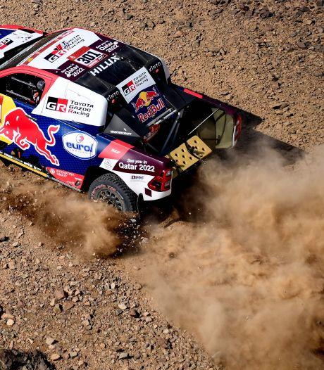 Le Dakar est lancé, le prologue pour Al Attiyah