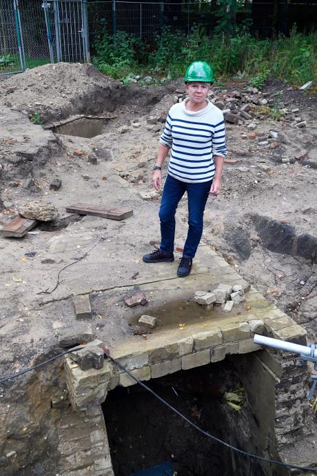 Gevonden tunnel in Kamp Amersfoort: de kortste weg van gevangenis naar dodencel