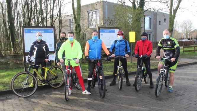 "Langste mountainbikeparcours van Oost-Vlaanderen ligt in Evergem: ""Drie lussen van samen 101 kilometer, waarvan 54 procent onverhard"""