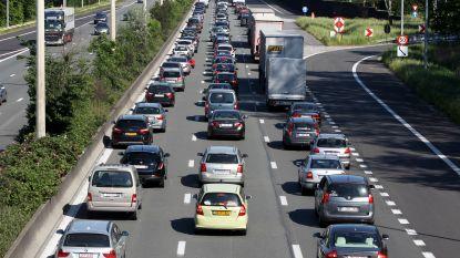 Bestelwagen rijdt in op staart file: bestuurder overlijdt ter plaatse