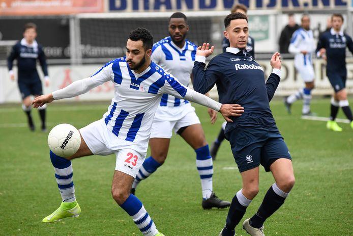 FC Lienden won haar allerlaatste wedstrijd op divisieniveau op 8 maart met 1-0 van het Haagse Quick.
