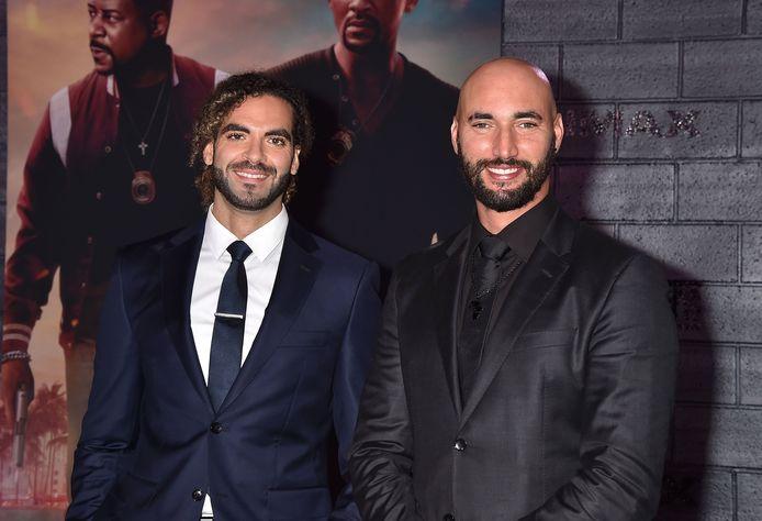 Adil El Arbi et Billal Fallah
