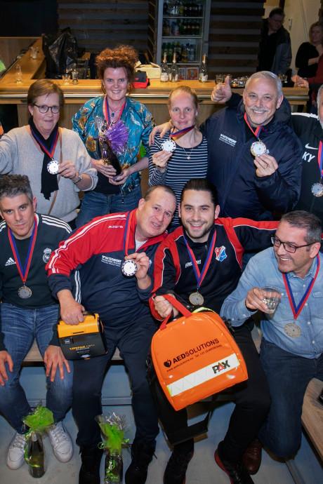 Teamwork Brabantia redt leven scheidsrechter