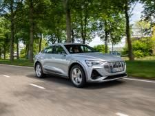E-Tron Sportback: nieuwe elektrische Audi gaat voor de schoonheidsprijs