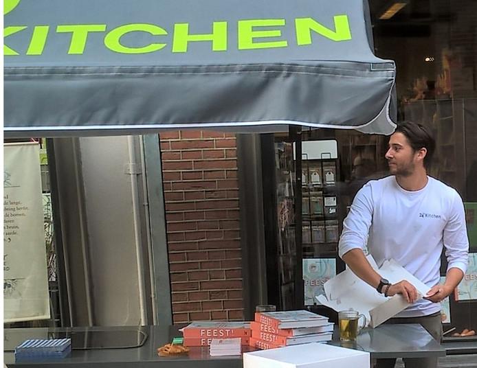 Feest is een boek dat ter ere van de verjaardag van 24 Kitchen is uitgegeven.