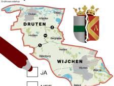 1400 inwoners missen enquête fusie Wijchen-Druten