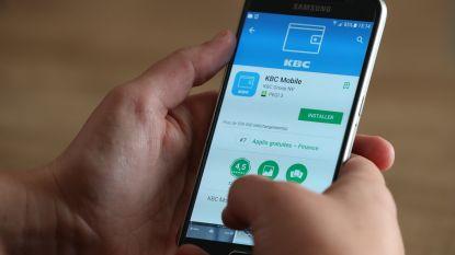 Al 2.500 gebruikers bekijken zichtrekeningen van andere banken in KBC-app