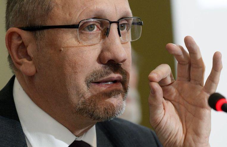 """""""Desinformatie"""", volgens minister Vande Lanotte."""