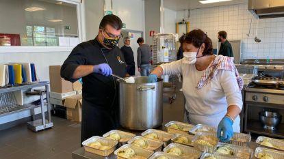 'Feed the Nurses' nu ook in Aalst: lokale chefs koken voor ASZ- en OLV-personeel