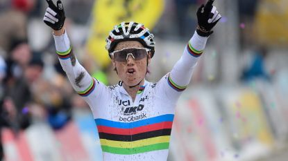 KOERS KORT. D'hoore en Kopecky derde in ploegkoers op WB in Londen - Cant boekt in Zonhoven vijfde triomf - Thomas krijgt vervangtrofee nadat Tour de France-beker gestolen werd