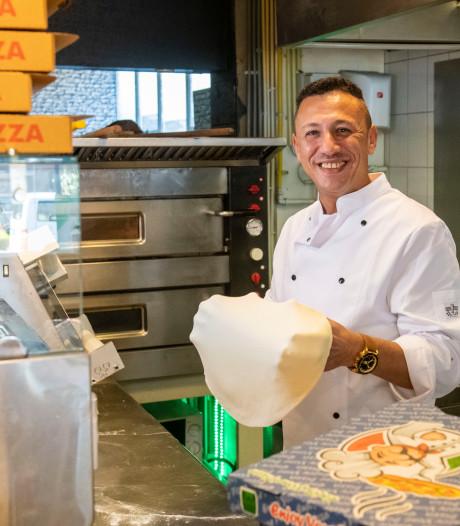 Pizzabakker Nieuwleusen is stap dichter bij zijn droom: Dit komt echt goed