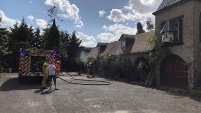 Opnieuw vandalisme in het Goudkasteeltje, buren verwittigen hulpdiensten na vermoeden van brand
