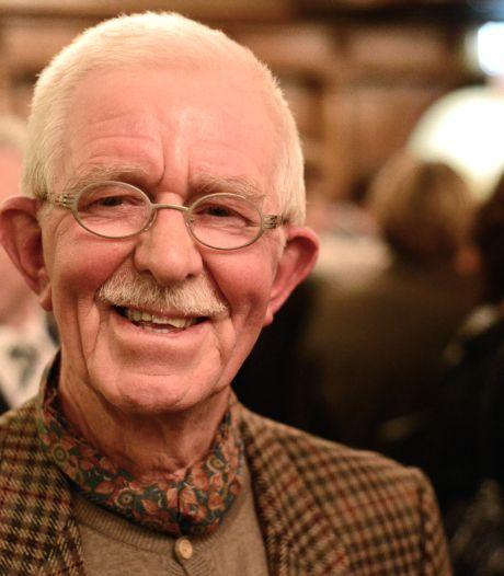In memoriam Pieter Bos: Een flamboyante huisvriend die elke dag wel een bijzonder verhaal te vertellen had